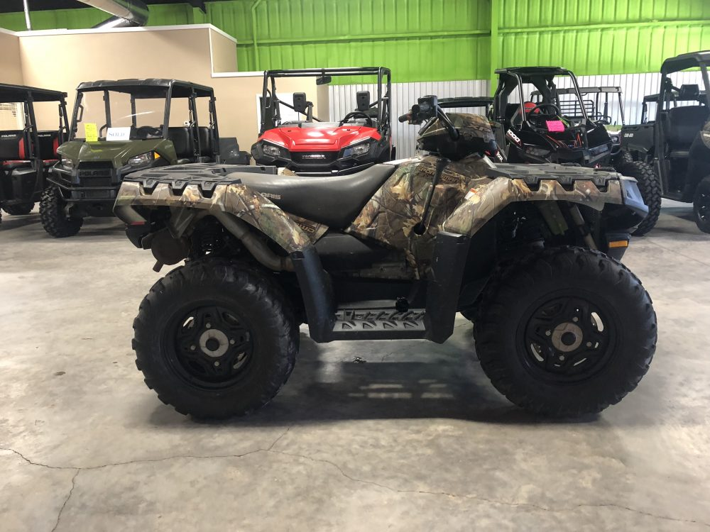 2013 Polaris Sportsman 850 Image