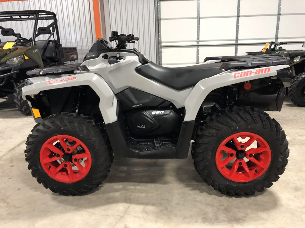 2016 Can-am Outlander 650 Image