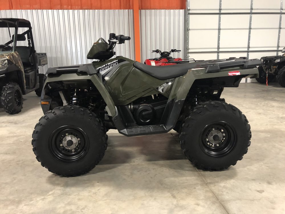 2017 Polaris Sportsman 570 Image