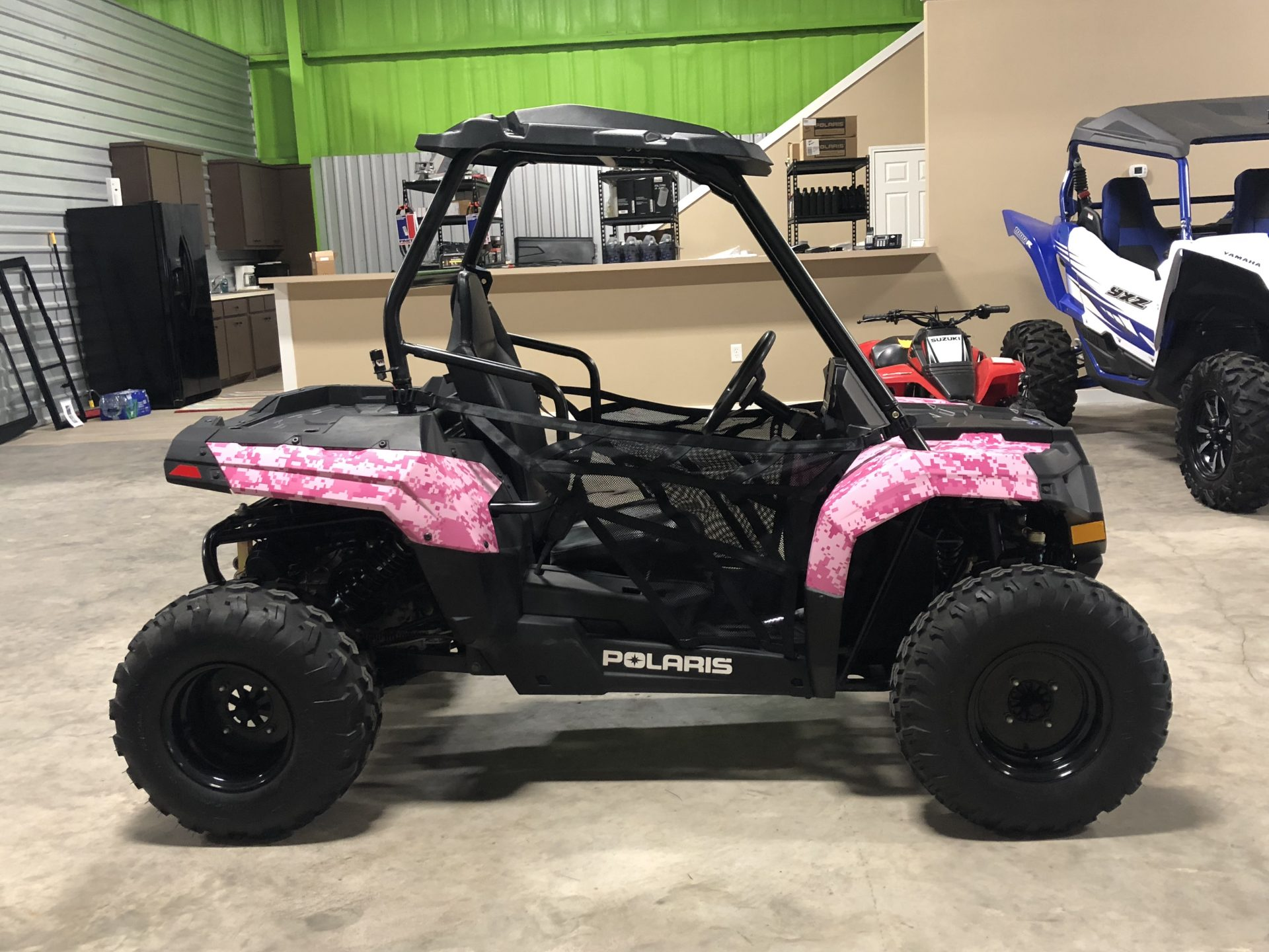 2017 Polaris Ace 150 Image