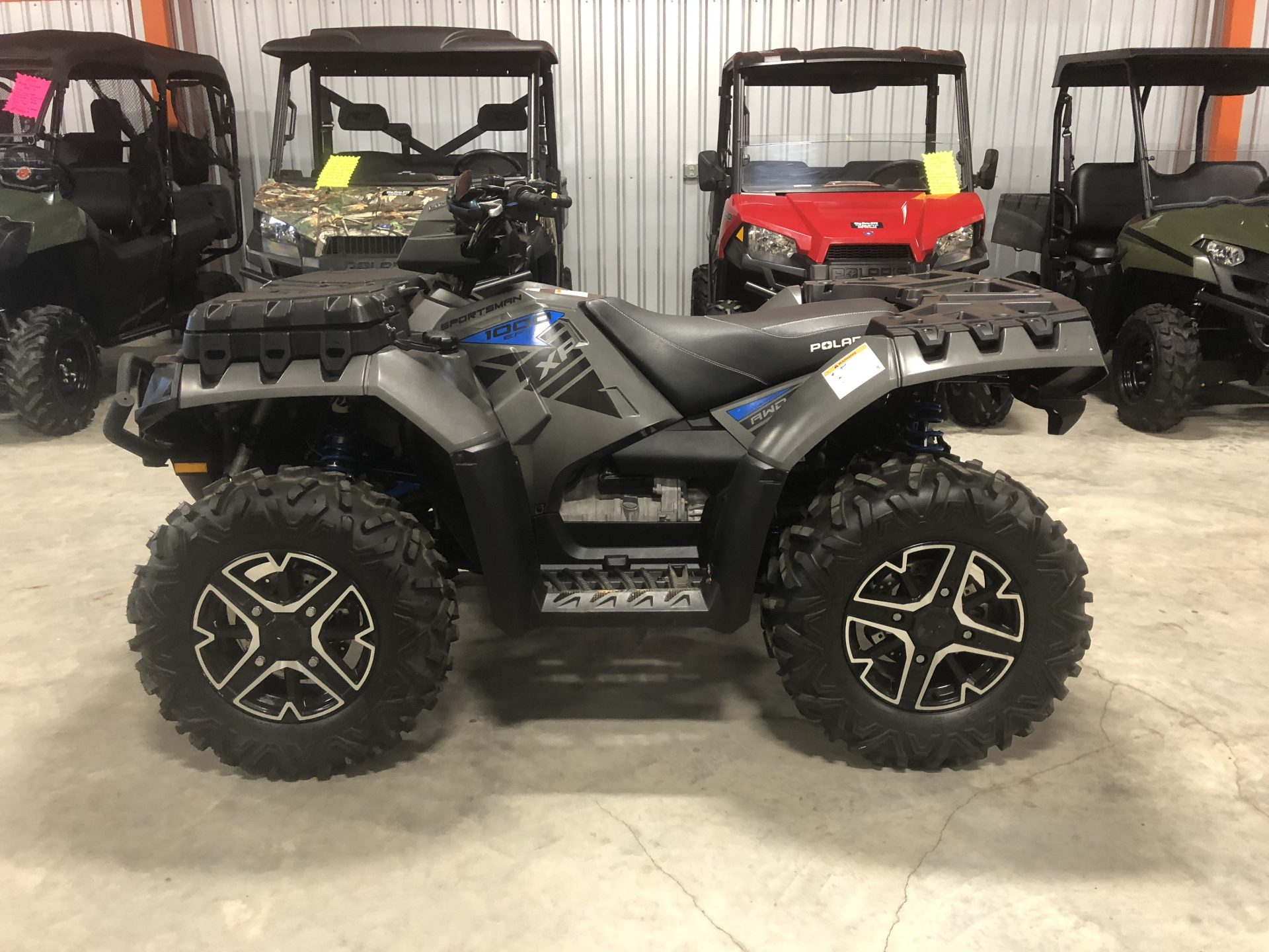 2015 Polaris Sportsman 1000 LE Image