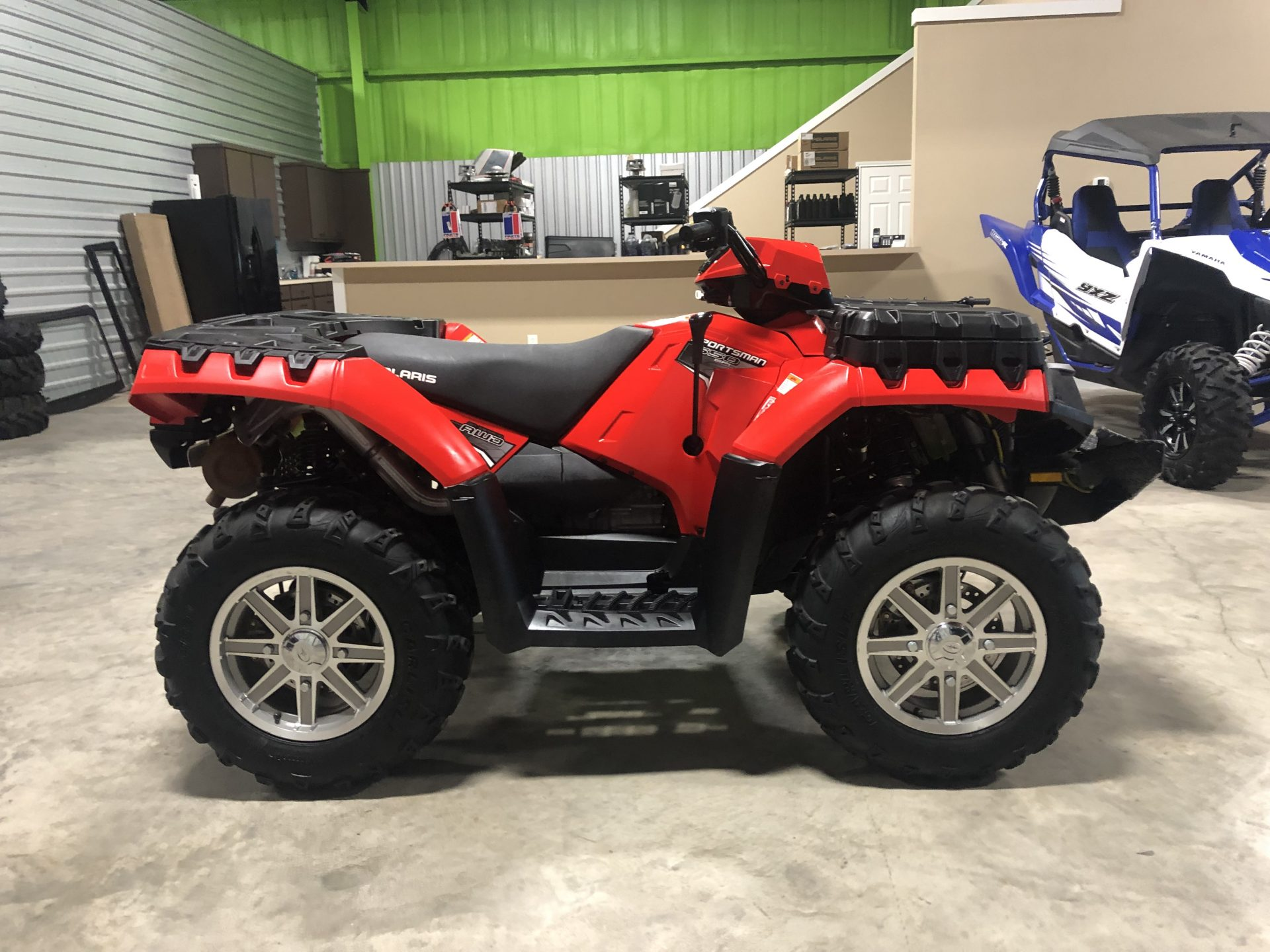 2012 Polaris Sportsman 550 Image