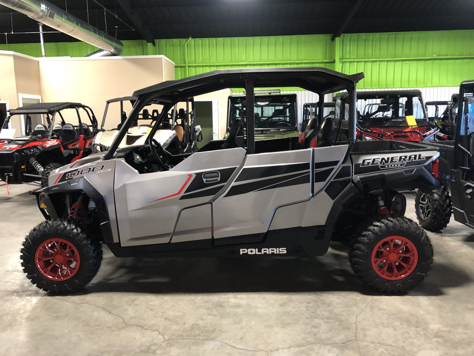 2017 Polaris General 1000-4 Image