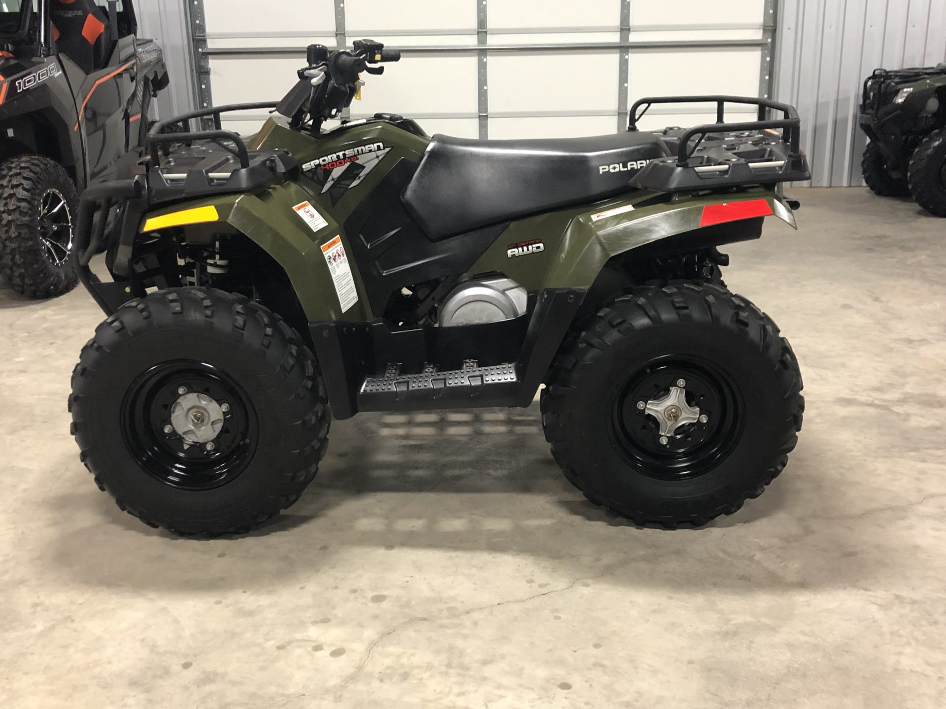 2010 Polaris Sportsman 400 Image