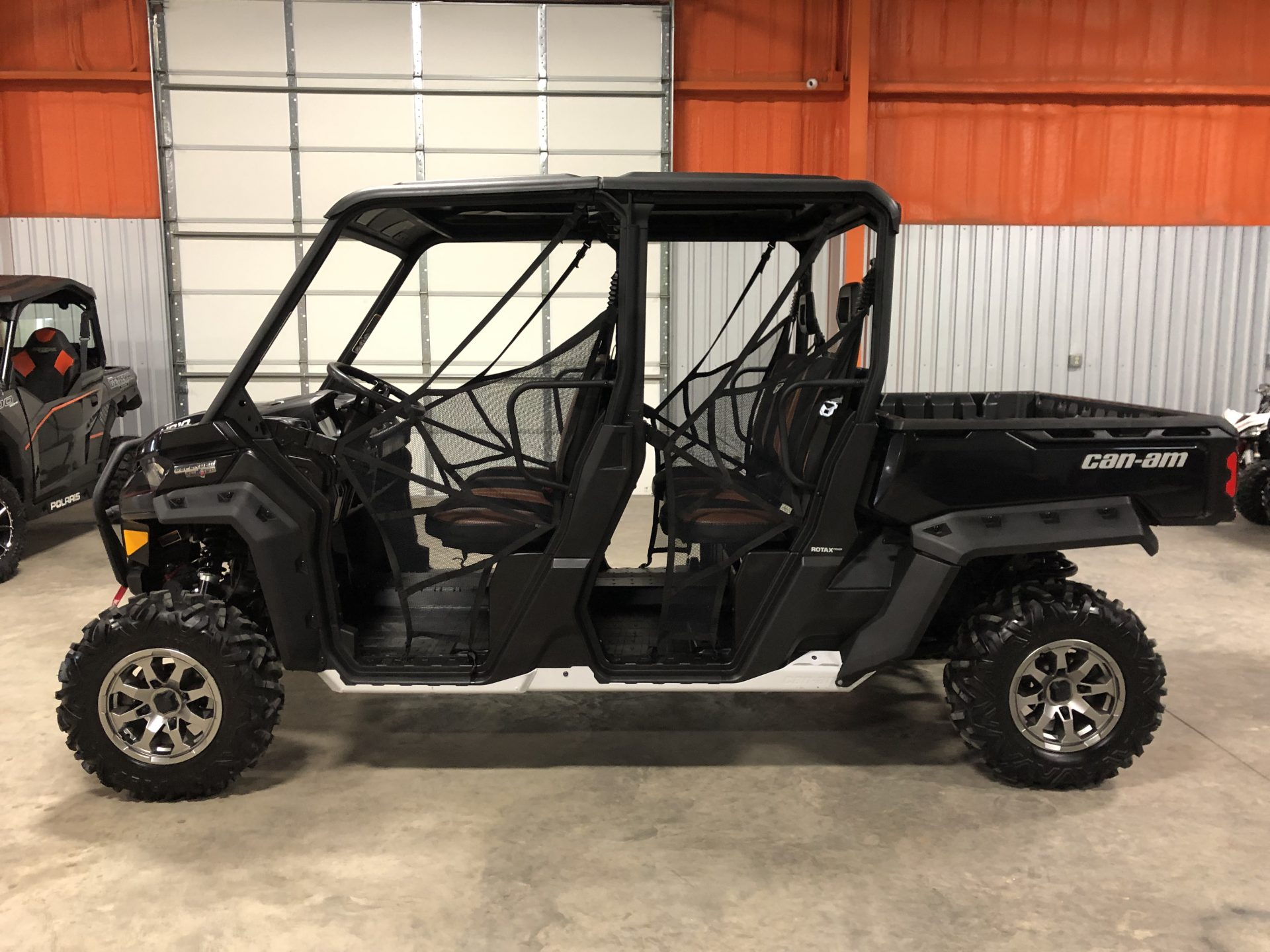 2019 Can-Am Defender 1000 lone star Ed Image