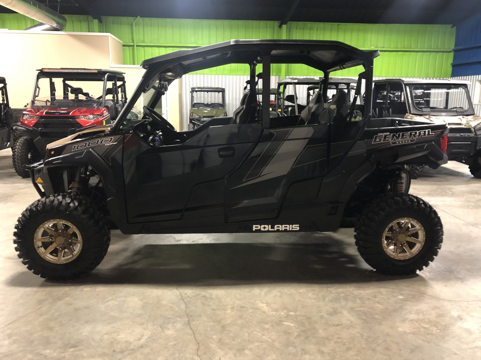 2019 Polaris General 1000 Ride Command Image