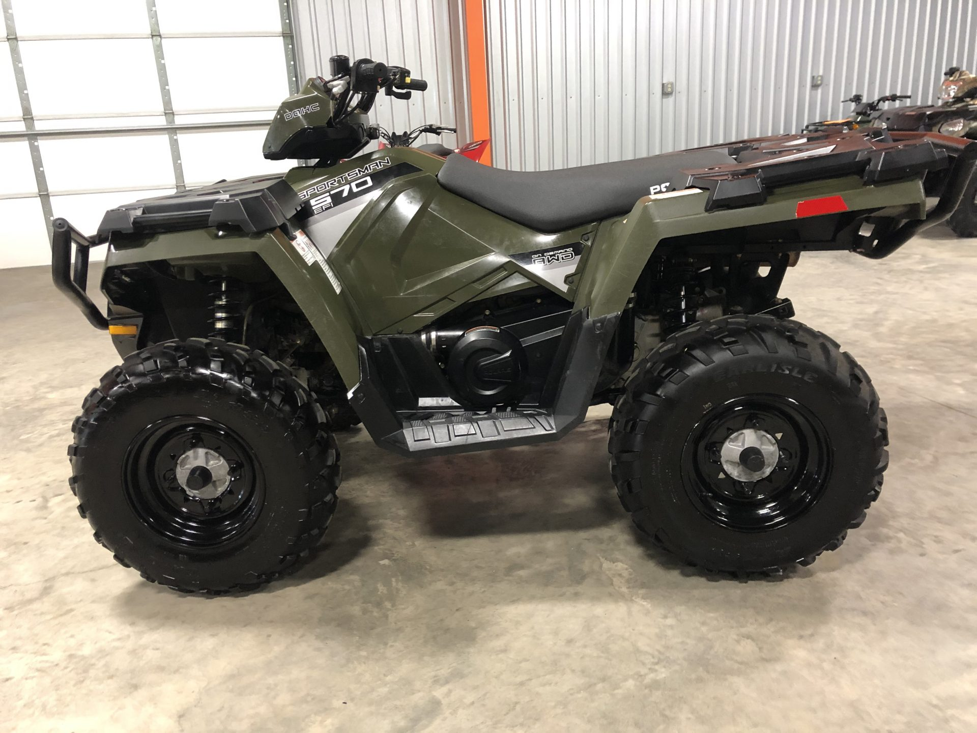 2014 Polaris Sportsman 570 Image