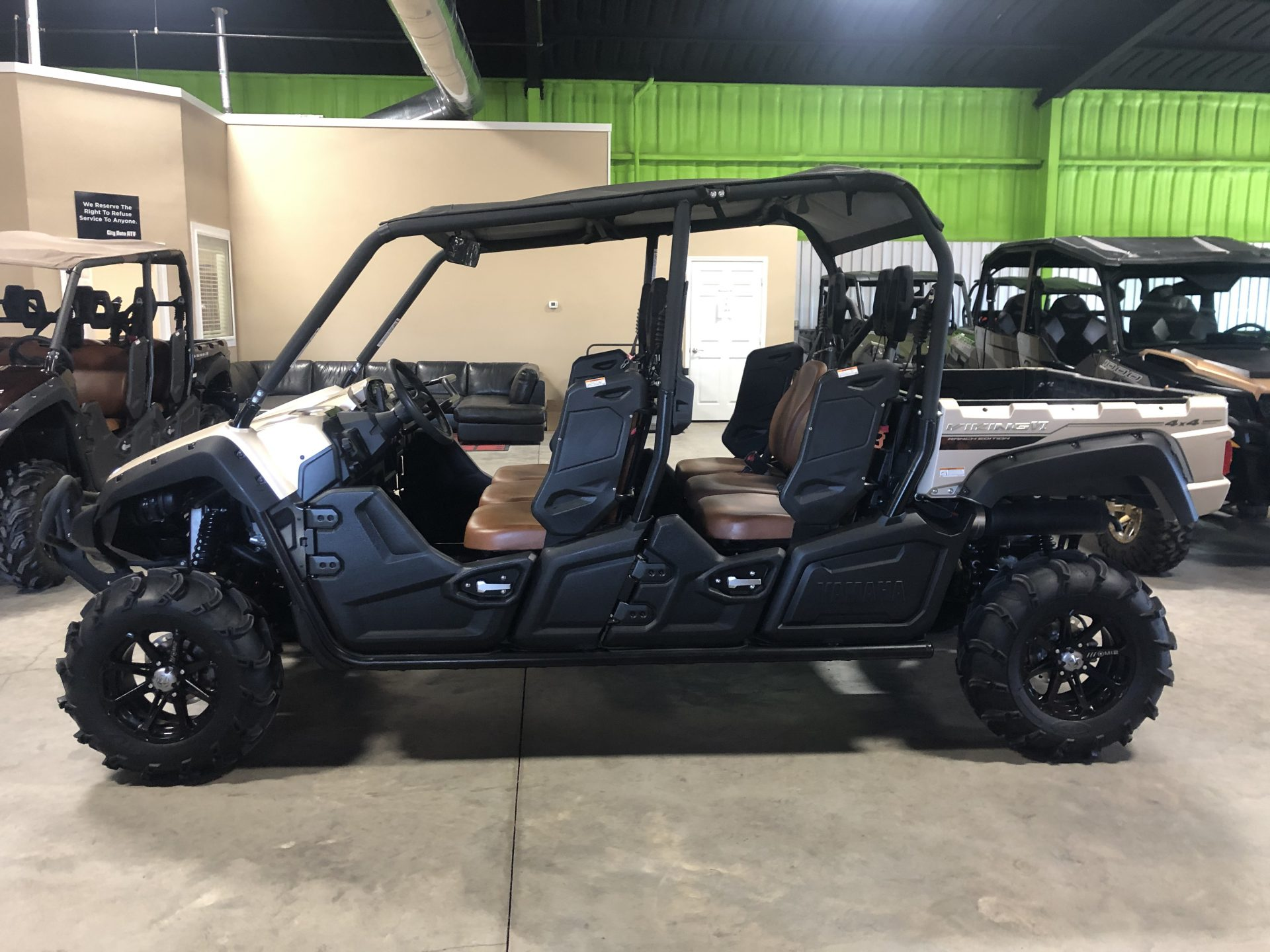 2019 Yamaha Viking-6 Ranch Ed. Image