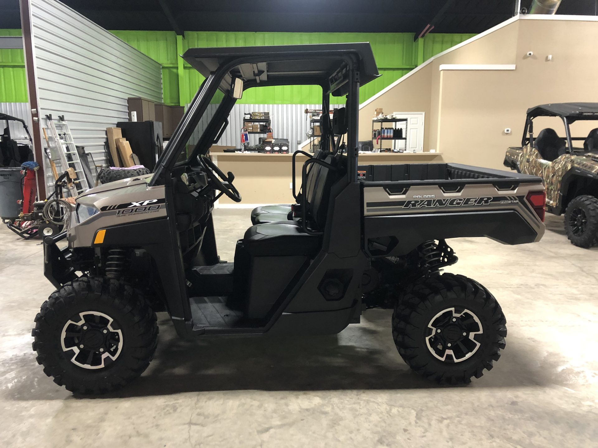 2018 Polaris Ranger 1000 XP Image
