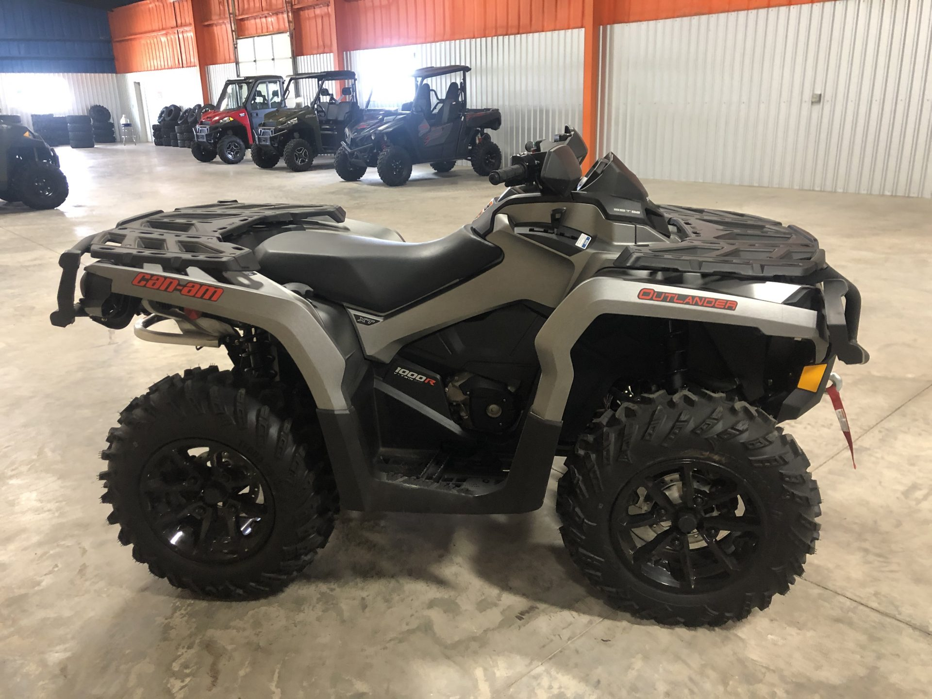 2017 Can-Am 1000 Outlander XT Image